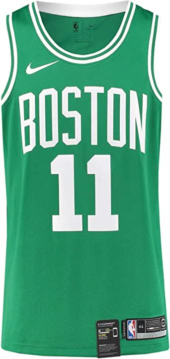 NIKE Bos M Nk Swgmn JSY Road Camiseta 2ª Equipación Boston Celtics 17-18 de Baloncesto Hombre: Amazon.es: Ropa y accesorios