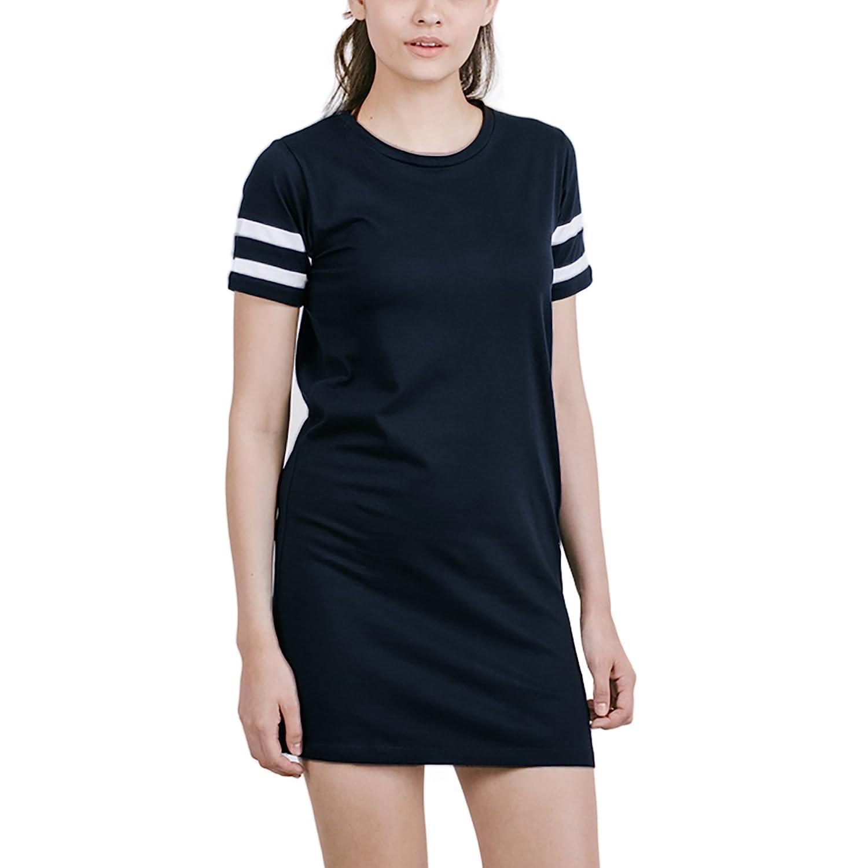 t shirt dress bewakoof