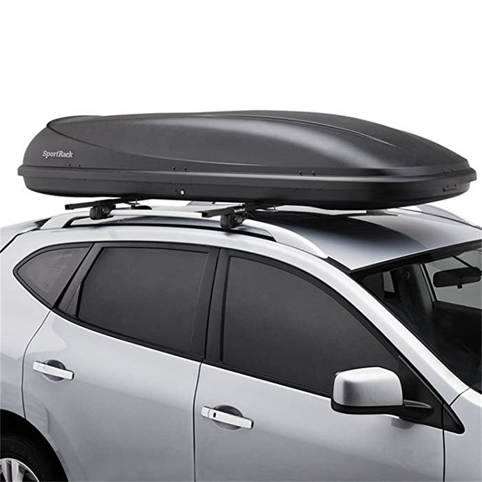 SportRack SR7018 Vista XL Rear Opening Cargo Box