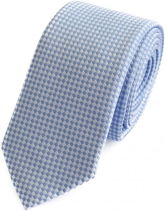 Fabio Farini Cravate de en bleue