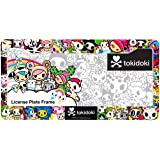 tokidoki All Stars Multi License Plate Holder