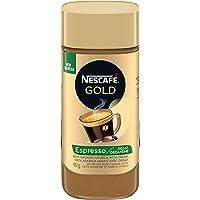 Nescafé Gold Espresso Decaf Instant Coffee 90 g, 6 Count