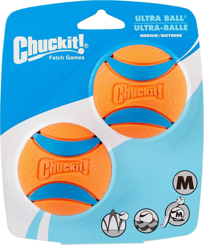 Chuckit! Ultra Ball - Pelota (24 Unidades, 12 x 2 Unidades ...