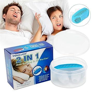 Dilatador nasal antirronquidos, ayuda a respirar y aliviar la congestión nasal: Amazon.es: Salud y cuidado personal