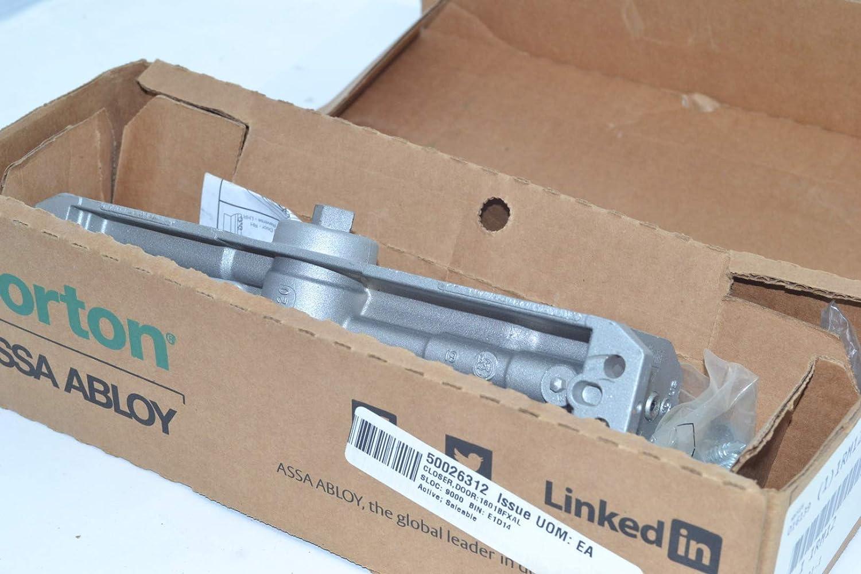 Door Closer Hydraulic Aluminum Norton Door Closer Amazon Com