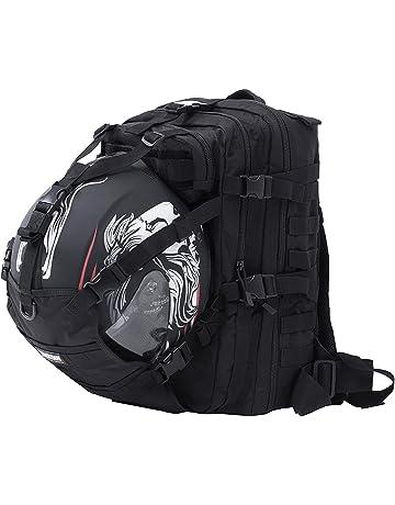 8ab8b132b2bc Seibertron Waterproof Large Capacity Molle Motorcycle Helmet Holder Cycling  Helmet Storage Hiking Helmetcatch Bag