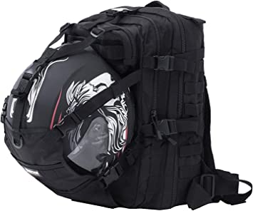 Large, fully equipped bike rucksack Bike rucksacks