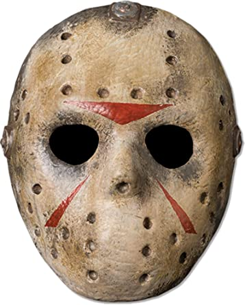 New Cosplay Make Old Friday The 13th Jason Voorhees Hockey Mask Halloween