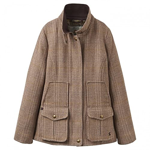 Joules Fieldcoat Tweed Womens Jacket (X)