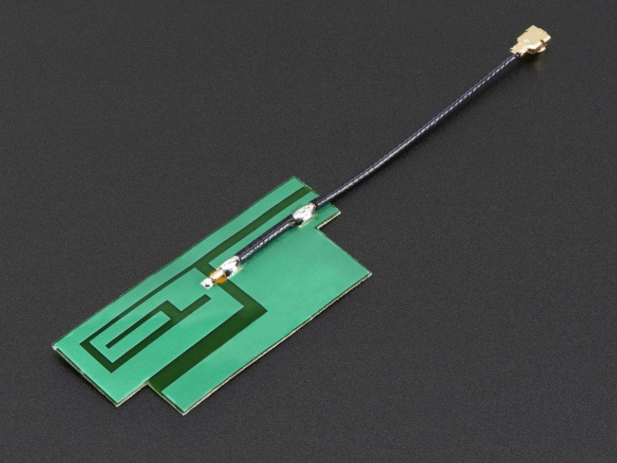 Adafruit Slim Sticker-type GSM/Cellular Quad-Band Antenna -