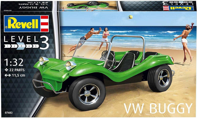 Revell 7682 VW Buggy Automodell Bausatz 1:32