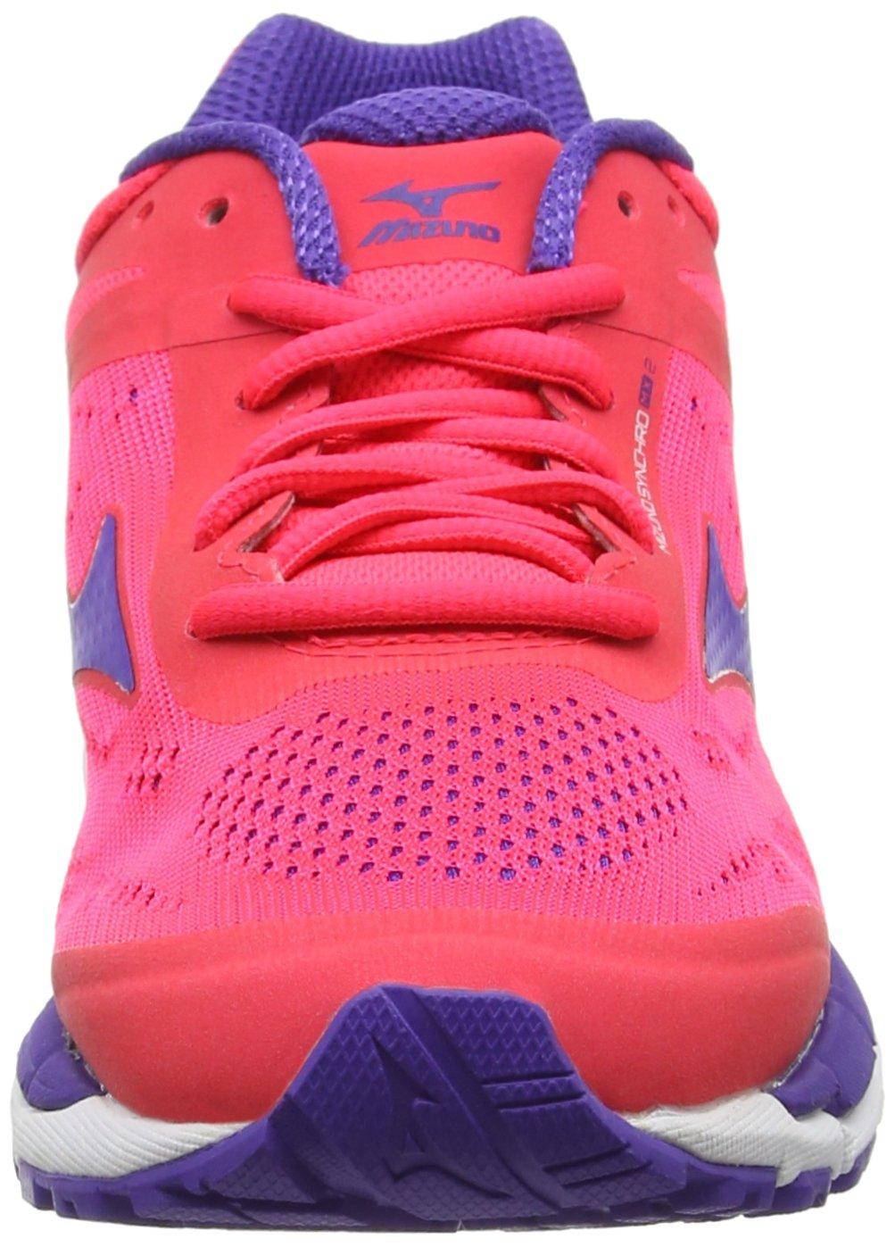 Mizuno Synchro MX 2 (w), Zapatillas de Running para Mujer, Rosa (Diva Pink/Liberty/White), 36.5 EU: MainApps: Amazon.es: Zapatos y complementos
