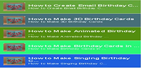 Amazon Birthday Cards CreateBirthday Create Appstore For Android