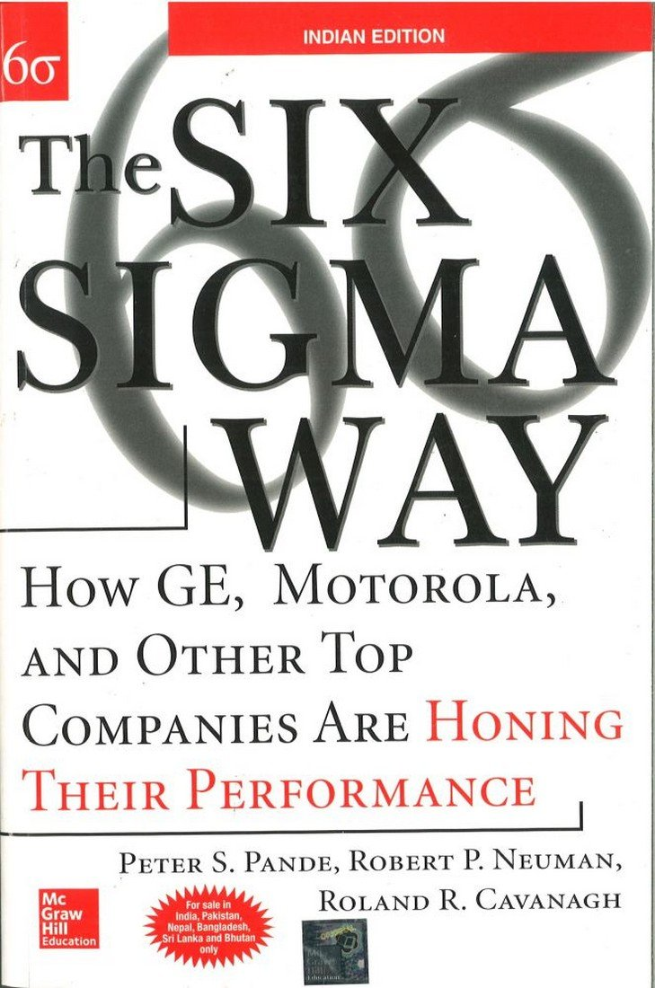 Buy the six sigma way how ge motorola and other top companies buy the six sigma way how ge motorola and other top companies are honing their performance book online at low prices in india the six sigma way how ge 1betcityfo Gallery