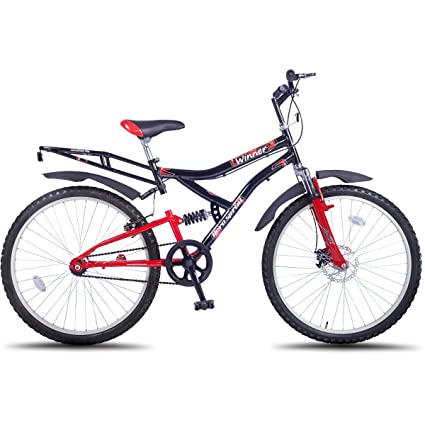 ba5606cae81 Hero Sprint 26T Winner Single Speed Adult Cycle