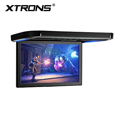 XTRONS 12.1 Inch 1080P Video Car Overhead Player Roof Mounted Monitor HDMI Port: Car Electronics