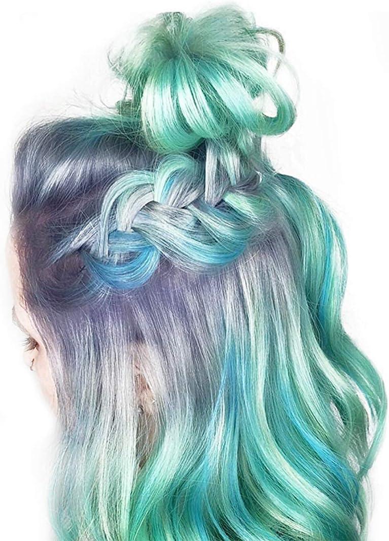 Temporal pelo pastel tiza color tinte de pelo – no tóxico en ...