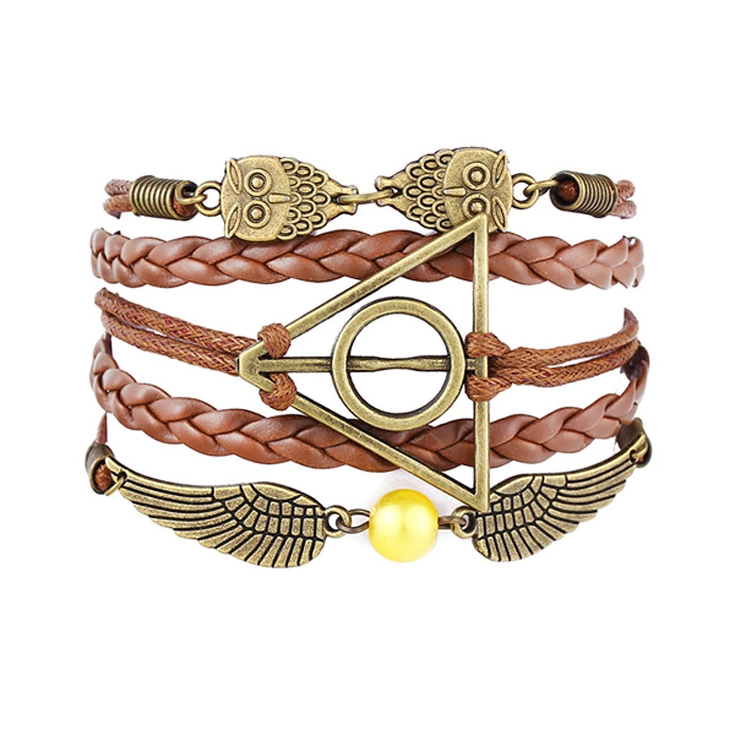 13 Varients Accessorisingg Collection of HP Inspired Bracelets