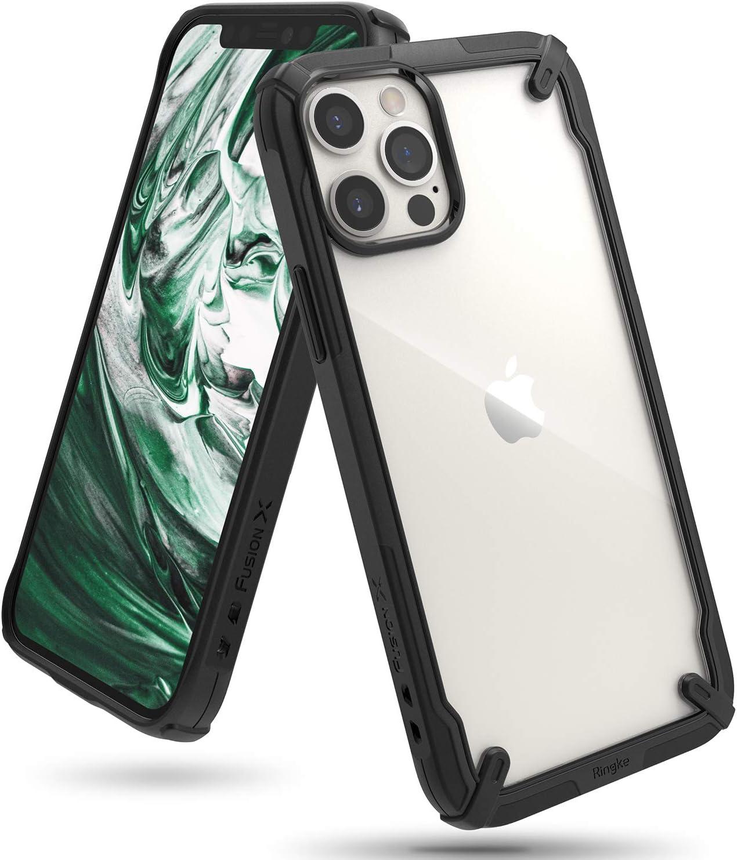 Ringke Fusion X Kompatibel Mit Iphone 12 Pro Max Hülle Elektronik