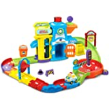 VTech Go! Go! Smart Wheels Police Station Playset