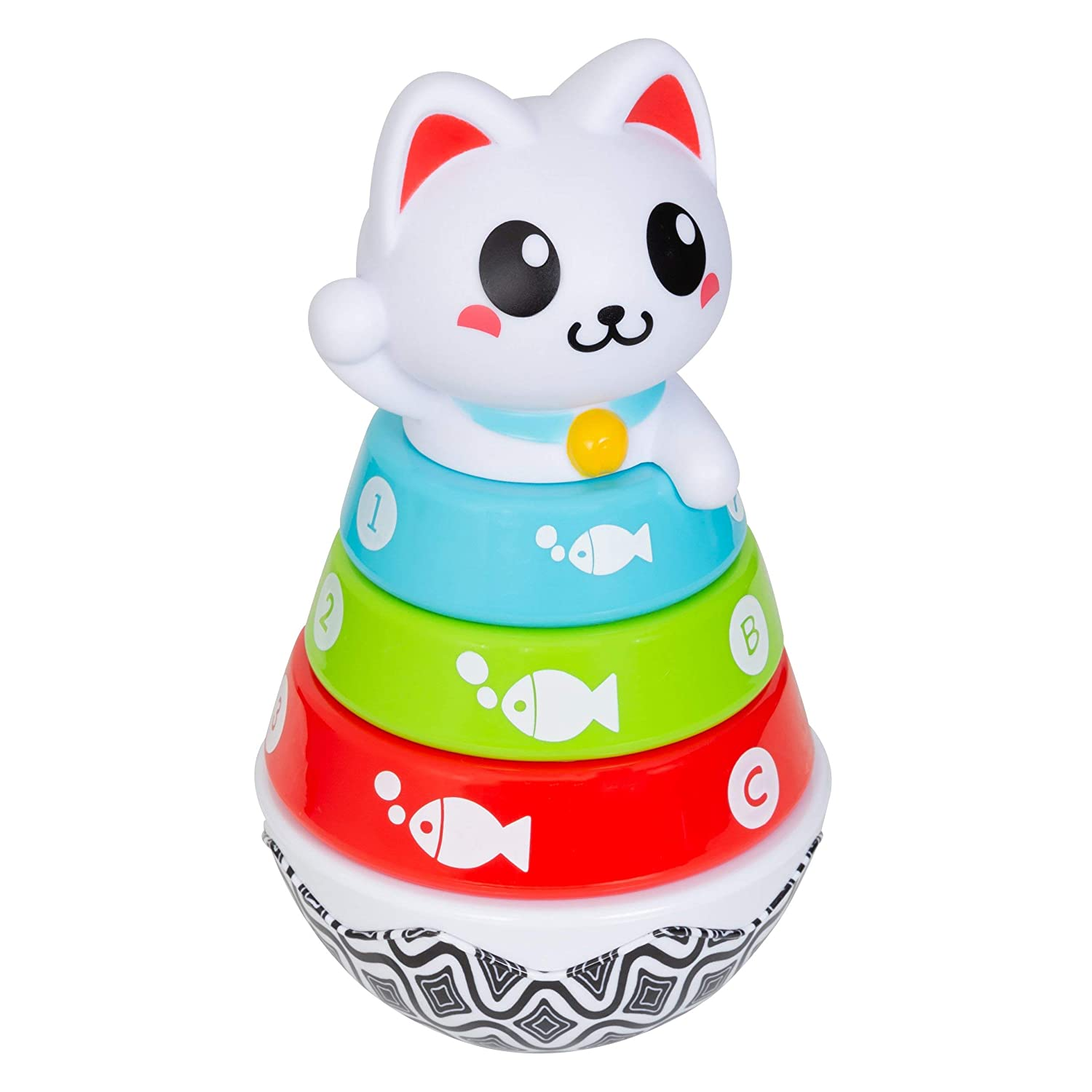 Smart Steps by Baby Trend Stack-a-Cat Multi