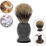 ABASSKY New Men Shaving Brush Badger Hair For Men Barber Tool,Gift for Father