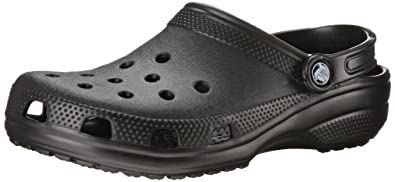 crocs Classic Zuecos, Roomy_Fit, Unisex - Adulto