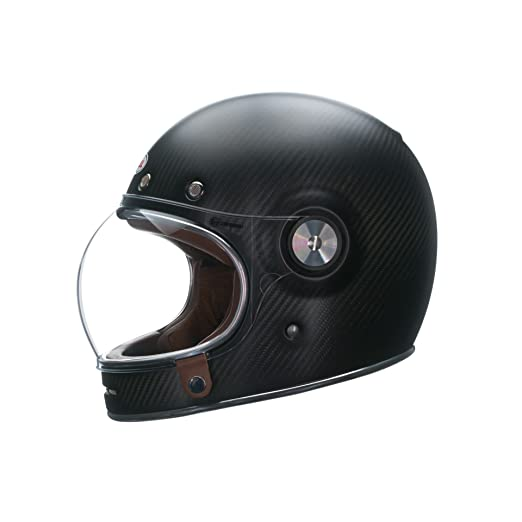 Amazon.es: Bell Bell Powersports 600003-035 - Casco de motocicleta, color Negro (Carbon Matte), talla Medium