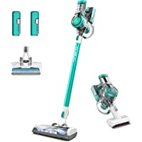 Tineco A11 ProEX Cordless Stick Vacuum Cleaner,120W Powerful Suction with 2 LED Professional Brushes and 2 Li-Ion…
