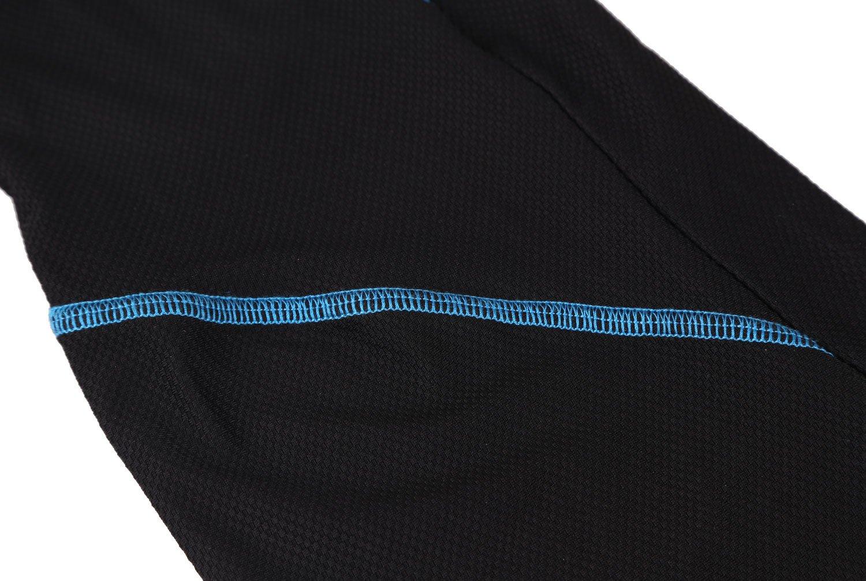 4ucycling Unisex Verano Protección Solar Protección UV Leg Sleeves Deportes Ciclismo calzas, otoño, color - azul, tamaño S: Amazon.es: Deportes y aire libre