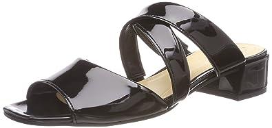 Gabor Shoes Damen Fashion Pantoletten, Schwarz (Schwarz), 40.5 EU