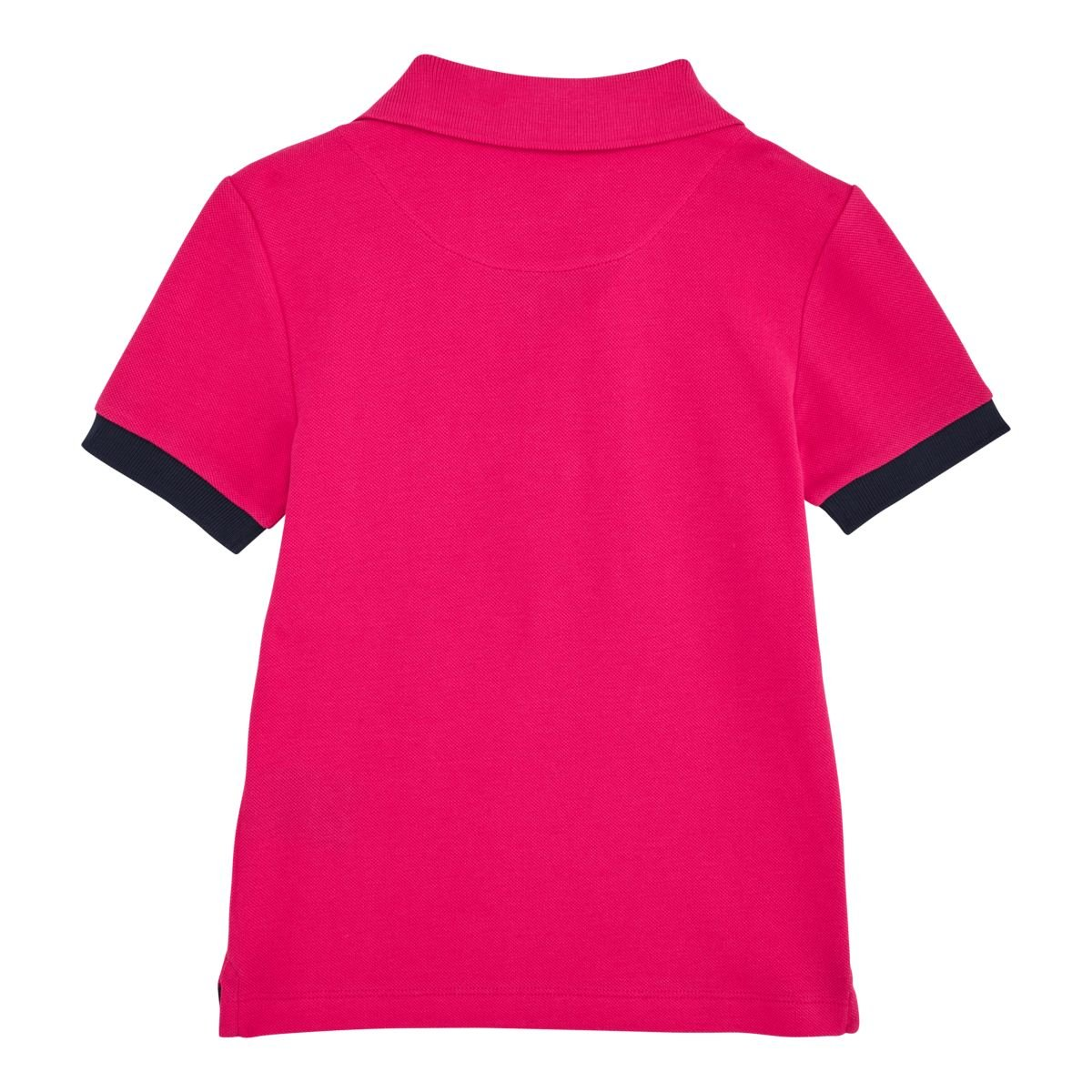 Vilebrequin Boys Cotton Pique Polo Shirts Solid