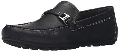 9330b7b62f717 Amazon.com | Geox Men's MGIONA1 Slip-On Loafer | Loafers & Slip-Ons