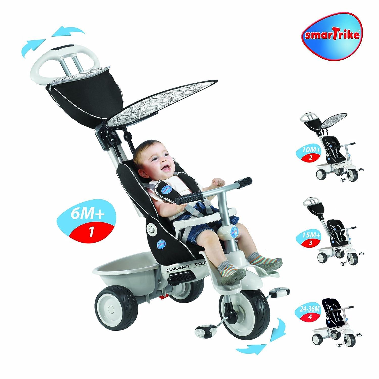 sc 1 st  Amazon UK & Smart-Trike Recliner 4-in-1 (Black): Amazon.co.uk: Toys u0026 Games islam-shia.org