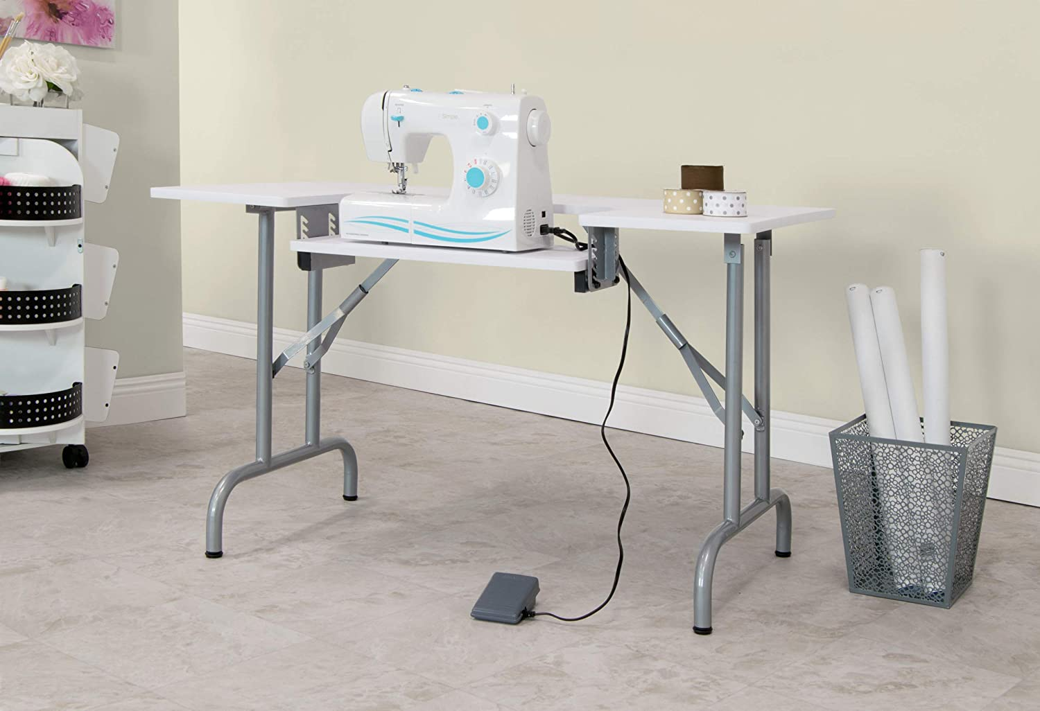 Studio Designs 13373.0 Sew Ready Folding Multipurpose/Sewing Table