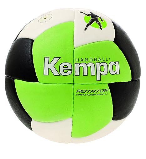 Kempa Rotator 24 Panel - Balón de balonmano para competición verde ...