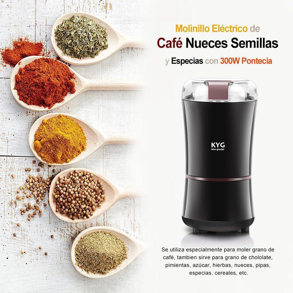 KYG 003503 Molinillo Eléctrico de Café