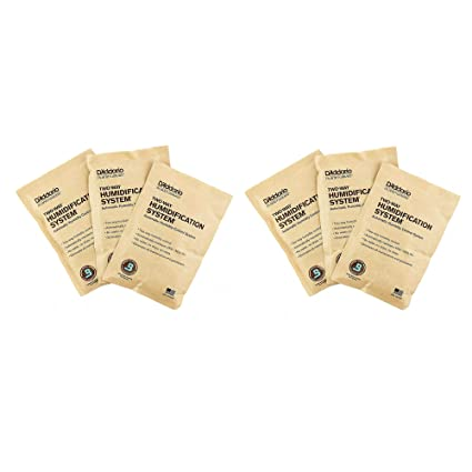 Planet Waves Humidipak System Replacement Packets 3-pack PW-HPRP-03