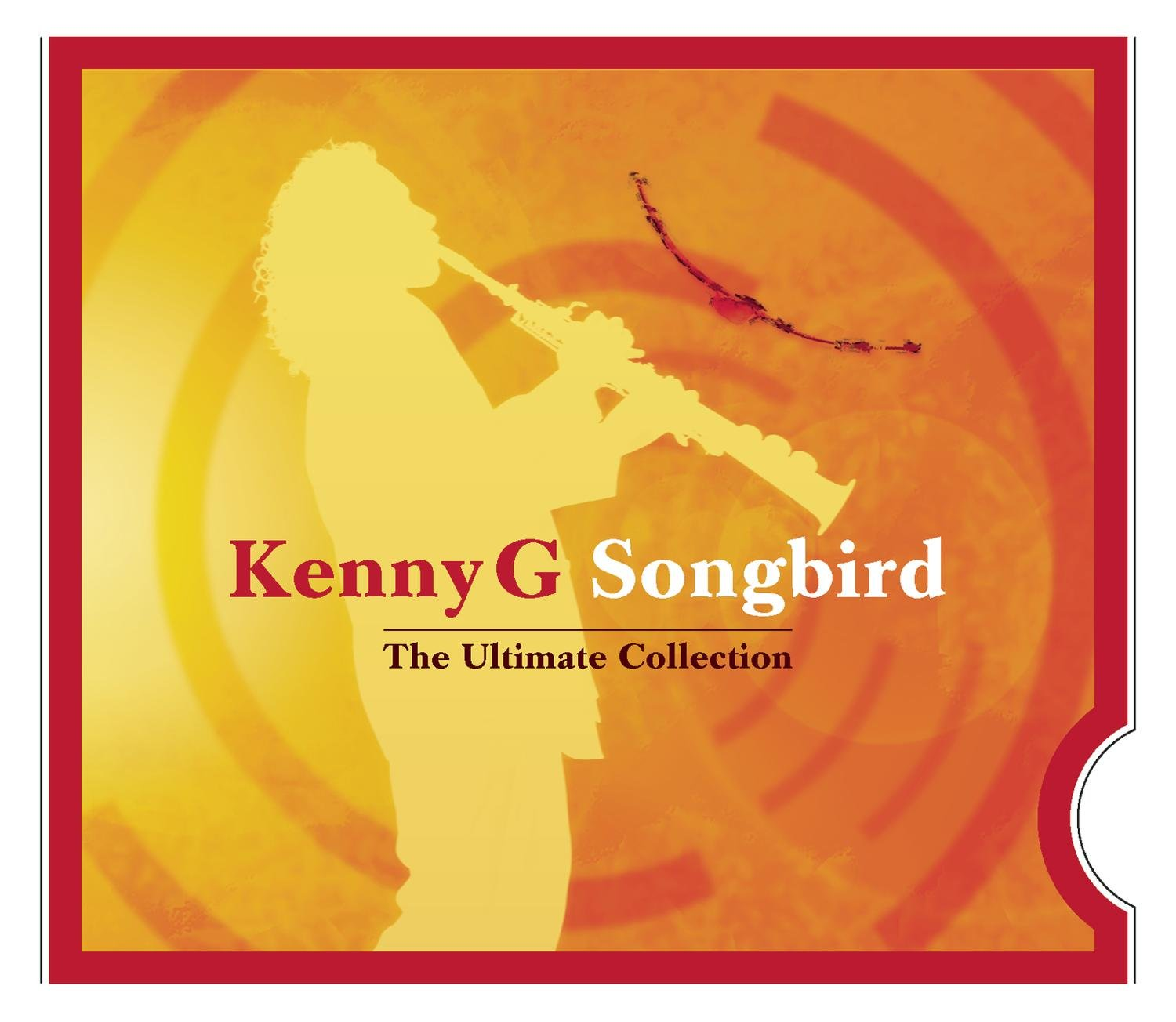 Kenny G Songbird The Ultimate Collectioneco Slipcase Amazon