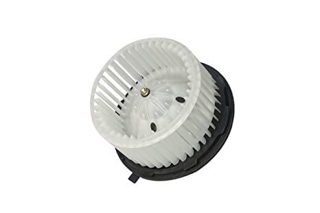 AC Heater Blower Motor - Fits Chevy Silverado, Tahoe, Avalanche, Suburban,  Escalade, ESV, GMC Sierra, Yukon, Hummer H2 - Replaces 15-81683, 22741027,