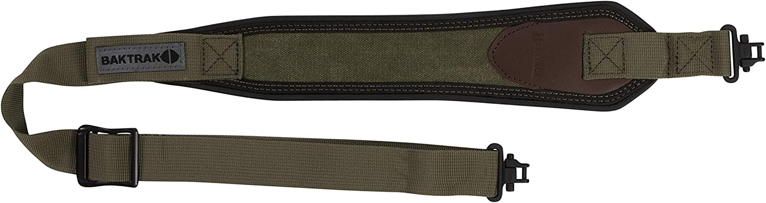 Allen Company - North Platte Heritage Series - Vintage Set - Rifle Case / Shotgun Case / Takedown Case / Backpack / Range Bag / Gun Sling (36 / 48 / 52 inches) - Olive Green
