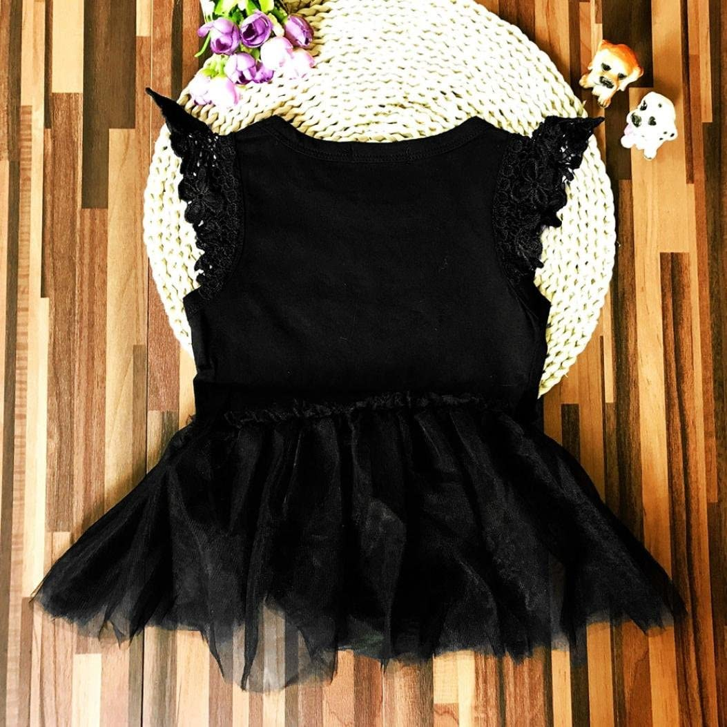 Sleeveless Solid Color Mesh Lace Romper Efaster Newborn Baby Girls Clothes