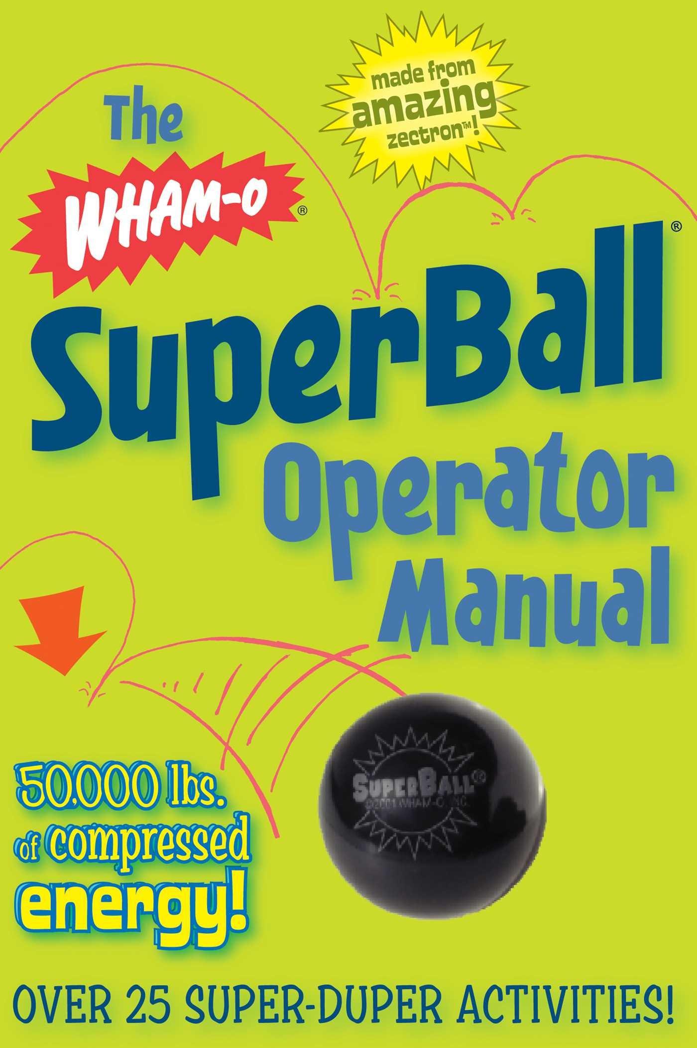 Download The Wham-O SuperBall Operator Manual PDF