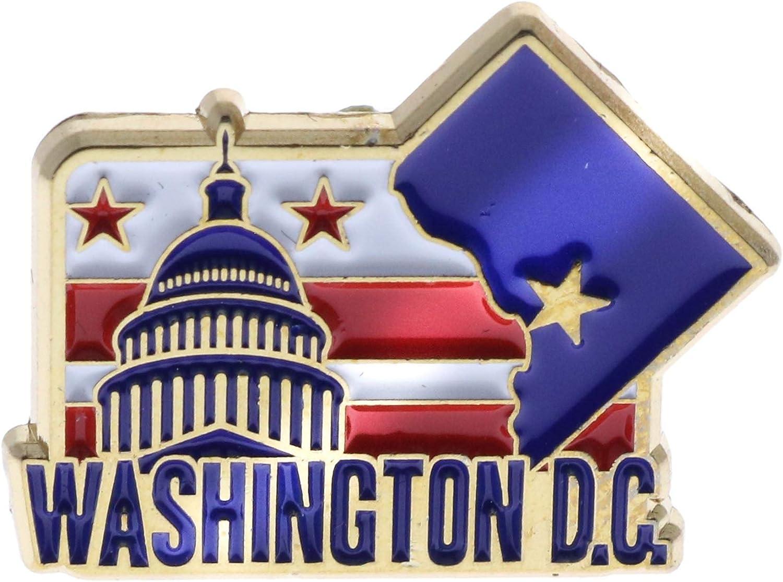 State Hat or Lapel Pin AVAwashdc Washington D.C