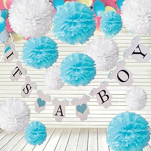 Baby Shower Set - Hermosa guirnalda