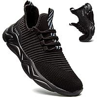 Dabbqis - Zapatillas de correr para hombre, ligeras, transpirables, antideslizantes, casuales, de tenis, para caminar…