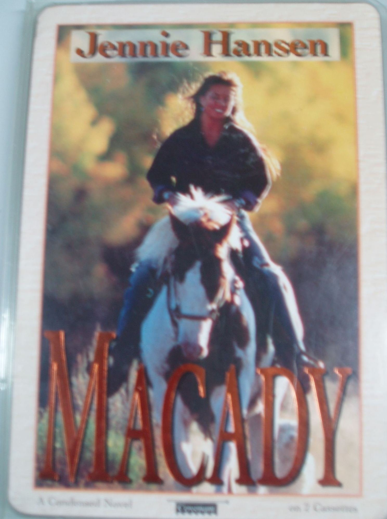 Even more about Macady