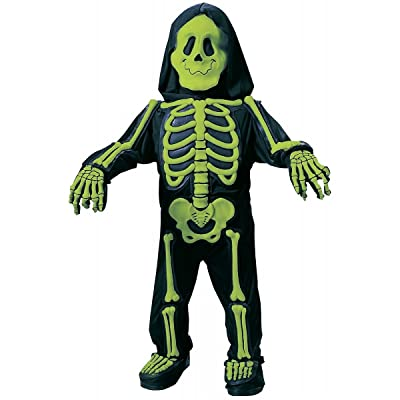 Totally Skelebones Costume - Large: Baby