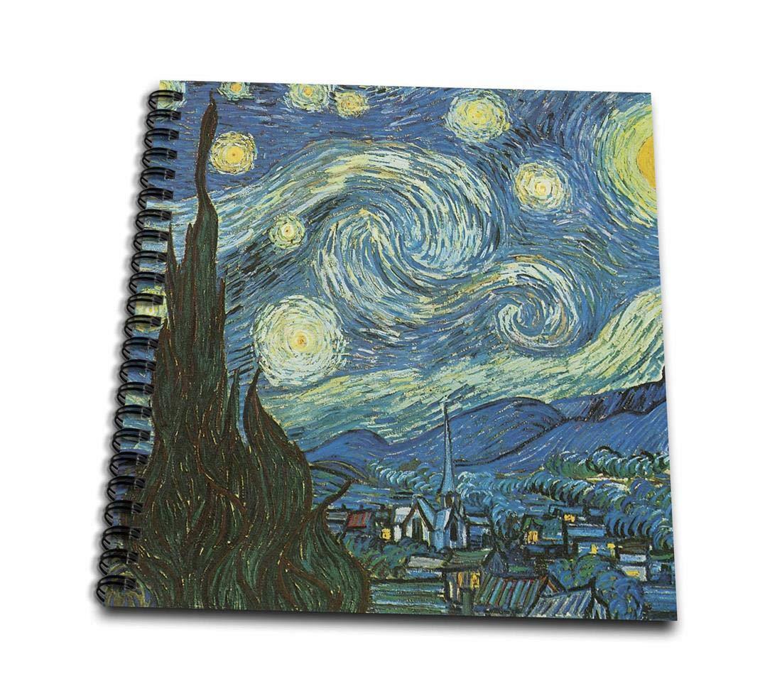 3dRosa Zeichenbuch, variiert, variiert, variiert, 8 x 8 cm B00GY9SVMU  | Moderne Technologie  d860c6