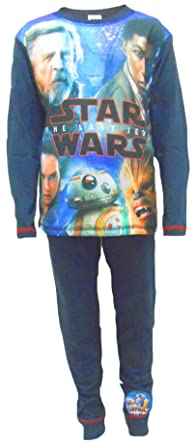 Undercover Star Wars The Last Jedi Pajamas 4-12 Years